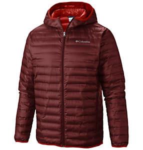 Men's Flash Forward™ Down Hooded Jacket