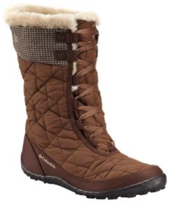 Women's Minx™ Mid Omni-Heat™ Tweed Boot
