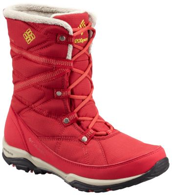 Columbia Minx Fire Tall Omni-Heat Waterproof
