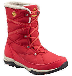 Women's Minx™ Fire Tall Omni-Heat™ Waterproof