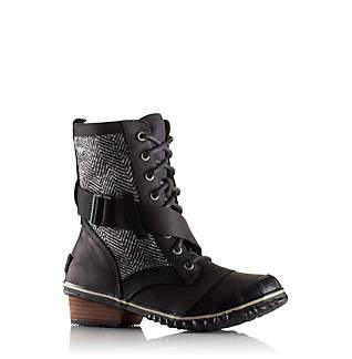 Women's Slimboot™ Lace Herringbone Boot