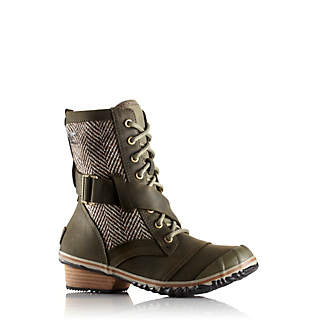 Women's Slimboot™ Lace Herringbone Boot