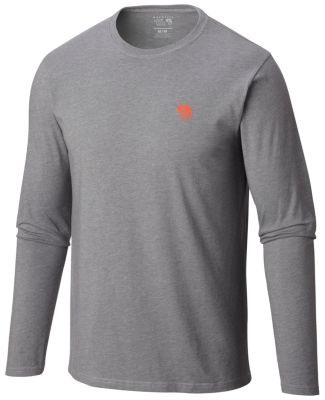 Mountain Hardwear MHW Logo Graphic Long Sleeve