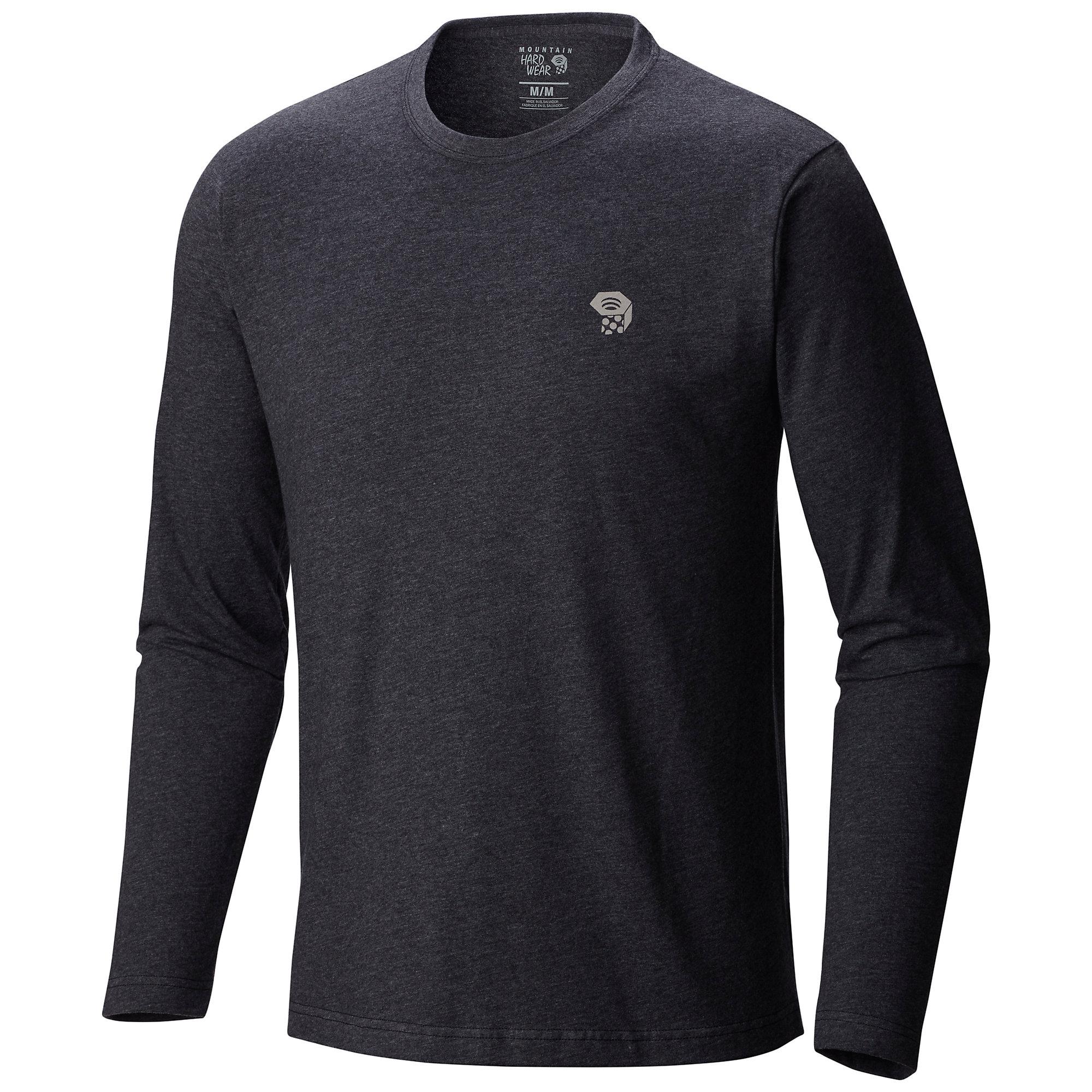 Mountain Hardwear MHWomens Logo Graphic Long Sleeve T  070  XXL-