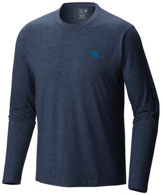 photo: Mountain Hardwear MHW Logo Graphic Long Sleeve
