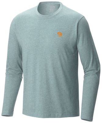 photo: Mountain Hardwear MHW Logo Graphic Long Sleeve