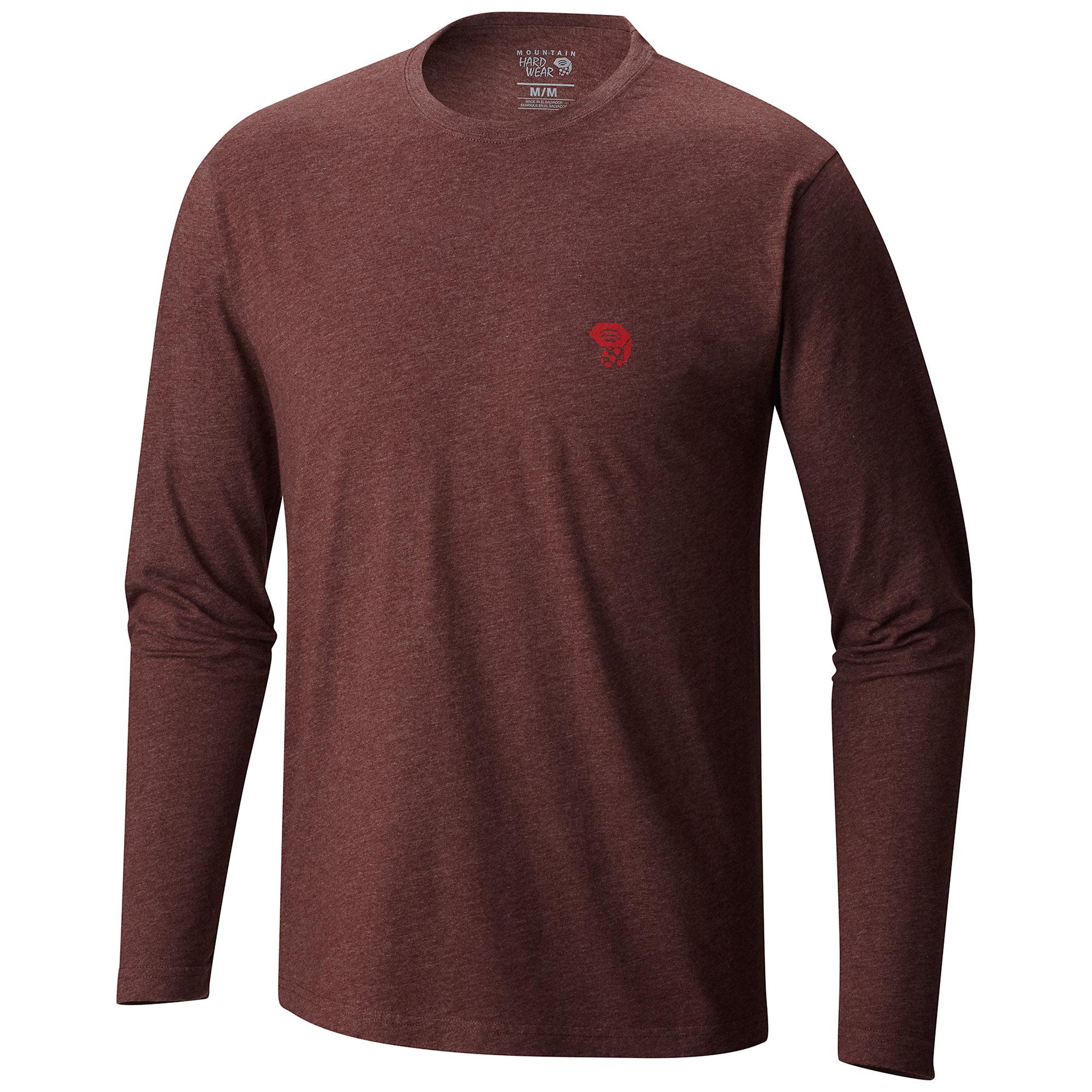 Mountain Hardwear MHW Logo Graphic Long Sleeve