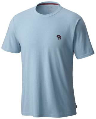 Mountain Hardwear Mens MHW Logo T-Shirt (Blue or Grey)