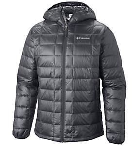 Men's Trask Mountain 650 TurboDown™ Hooded Jacket