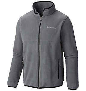 Mens Fleece Jackets - Coats &amp Vests | Columbia Sportswear