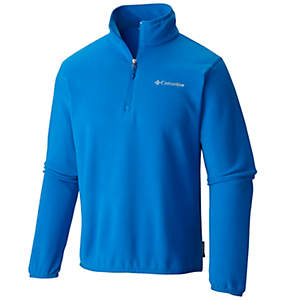 Men's Ridge Repeat™ Half Zip Fleece Pullover Top