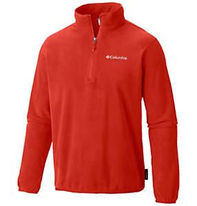 Men's Ridge Repeat™ Half Zip Fleece Pullover Top
