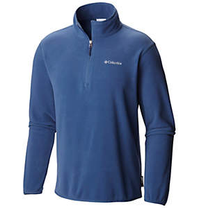 Men's Ridge Repeat™ Half Zip Fleece Pullover Top - Tall