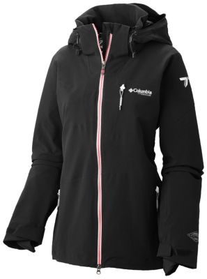 photo: Columbia Women's CSC Mogul Jacket