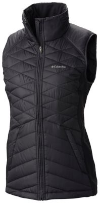 photo: Columbia Aurora's Glow Hybrid Vest