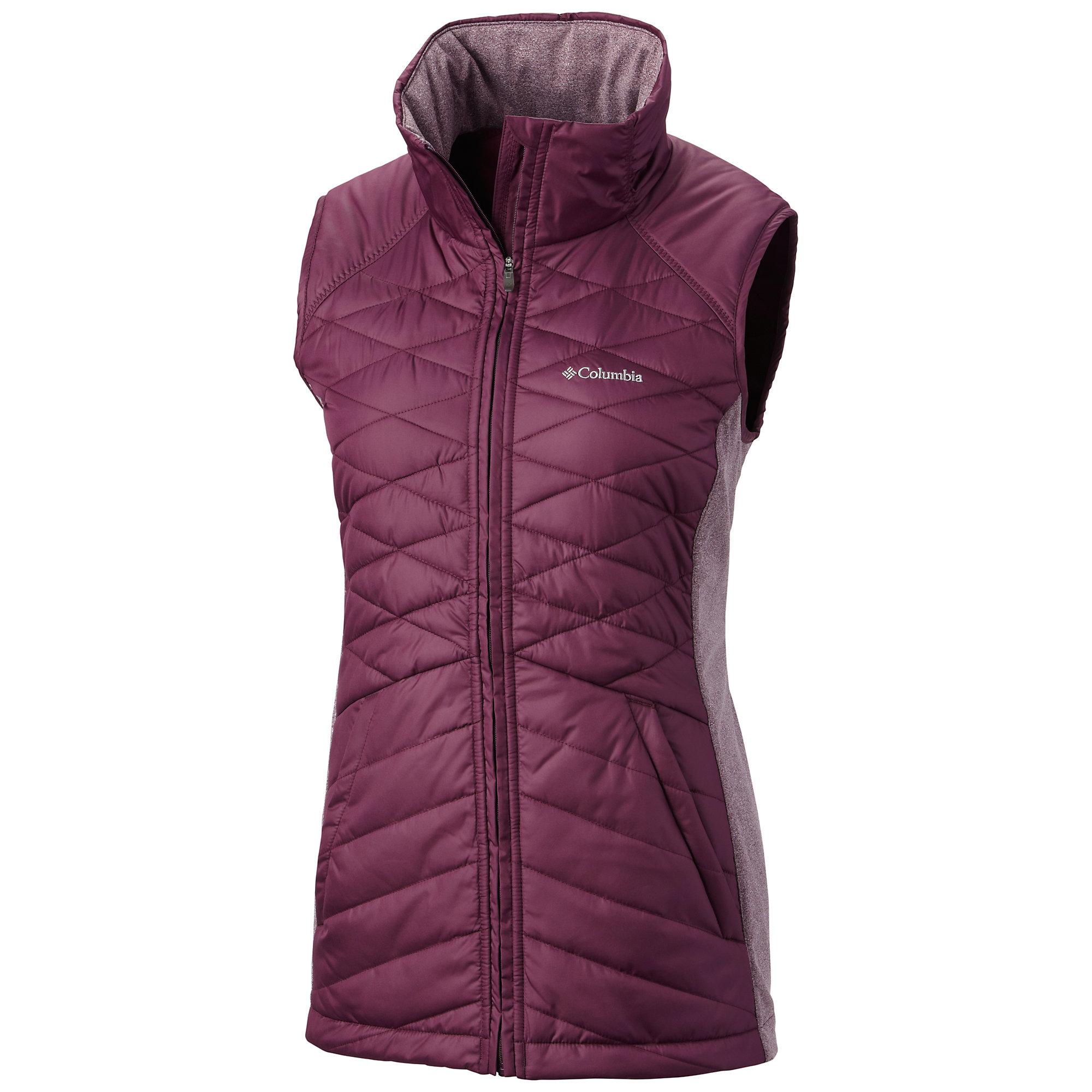 Columbia Aurora's Glow Hybrid Vest