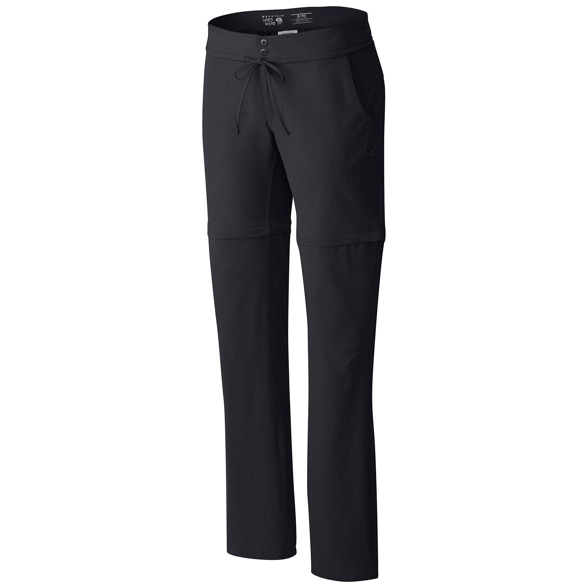 photo: Mountain Hardwear Yuma Convertible Pant hiking pant