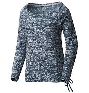 Women's Burned Out™ Long Sleeve Pullover