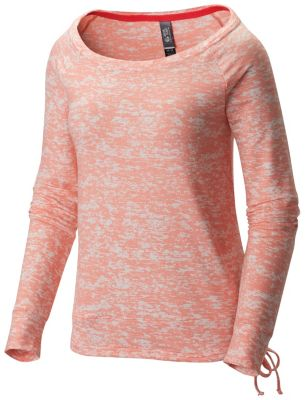 Mountain Hardwear Burned Out Long Sleeve Pullover