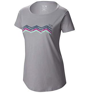 Women's Abstract Mountain™ Short Sleeve T Shirt