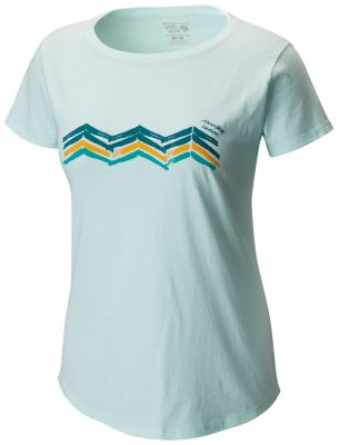 Mountain Hardwear Abstract Mountain Short Sleeve T
