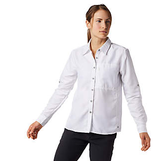Women's Long Sleeve Shirts, Flannel & Button-up Tops | Mountain ...