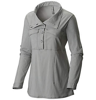 Women's Citypass™ Long Sleeve Popover