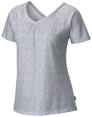 Mountain Hardwear DrySpun Printed Short Sleeve T