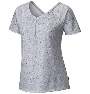 Women's DrySpun™ Printed Short Sleeve T