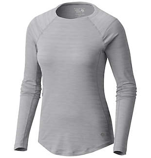 Women's Mighty Stripe™ Long Sleeve T
