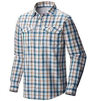 Men's Canyon™ Plaid Long Sleeve Shirt