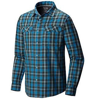 Men's Canyon™ Plaid Long Sleeve Shirt