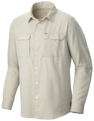 photo: Mountain Hardwear Men's Canyon Shirt Long Sleeve