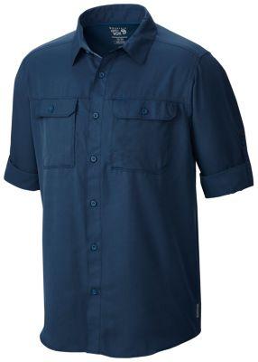 Men's Canyon™ Long Sleeve Shirt | MountainHardwear.com