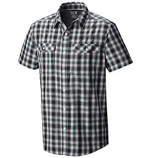 Men's Canyon™ Plaid Short Sleeve Shirt