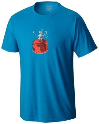 photo: Mountain Hardwear Can of Fuel Short Sleeve T