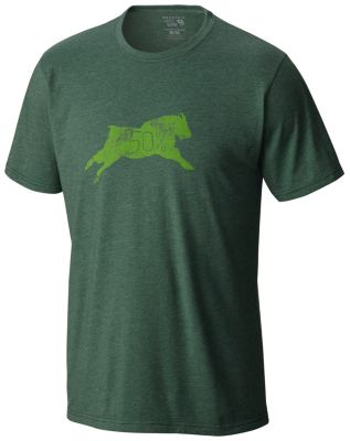 Mountain Hardwear 50 Percent Goat Short Sleeve T