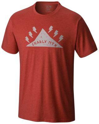 Mountain Hardwear Gnar Mountain Short Sleeve T