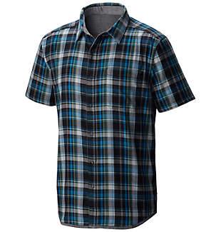 Men's Mcclatchy™ Reversible Short Sleeve Shirt