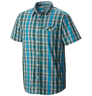 Men's Stout™ Short Sleeve Shirt