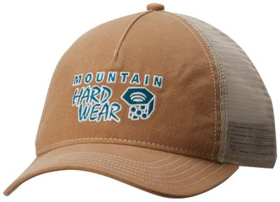 photo: Mountain Hardwear Eddy Rucker Trucker Cap