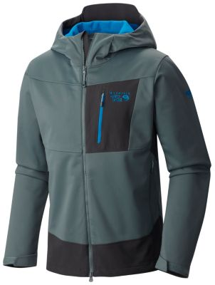 photo: Mountain Hardwear Dragon Hooded Jacket