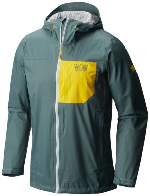 photo: Mountain Hardwear Plasmonic Jacket