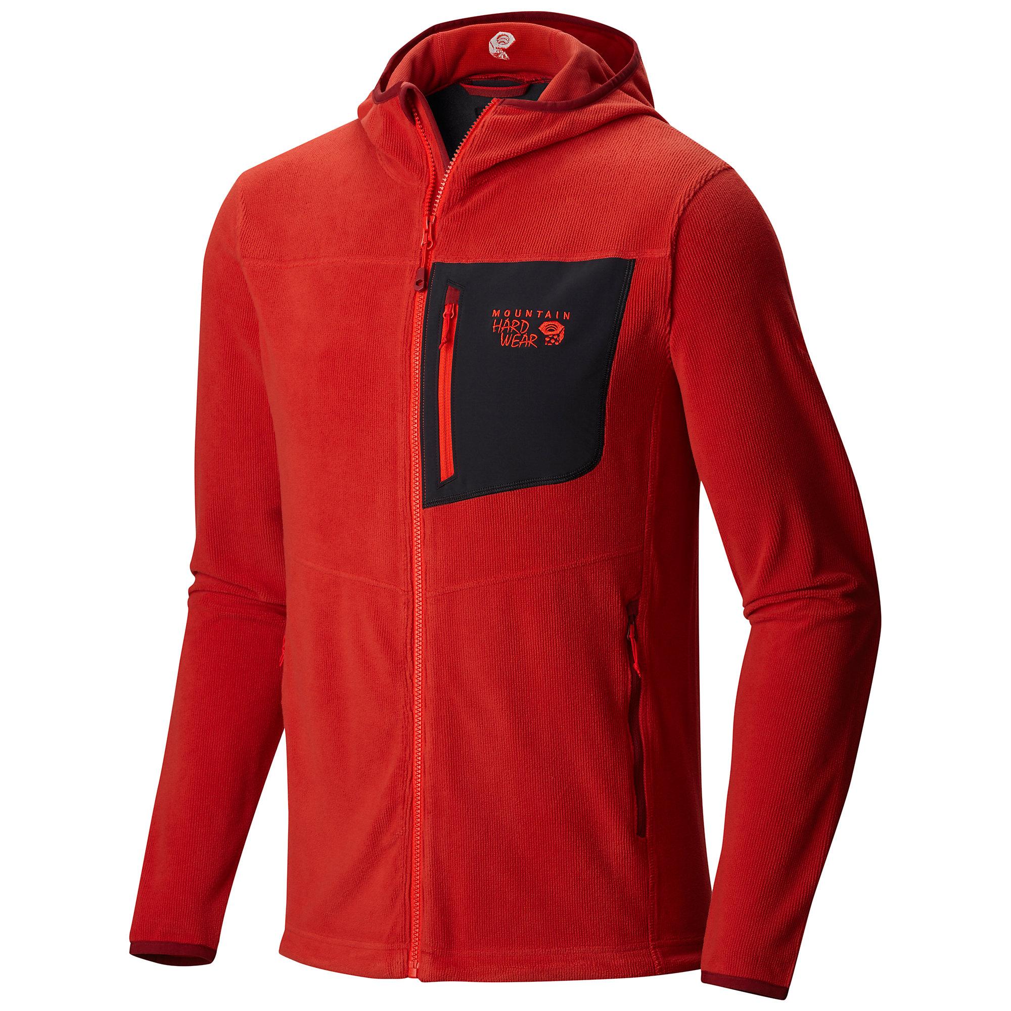 Mountain Hardwear Strecker Lite Hooded Jacket