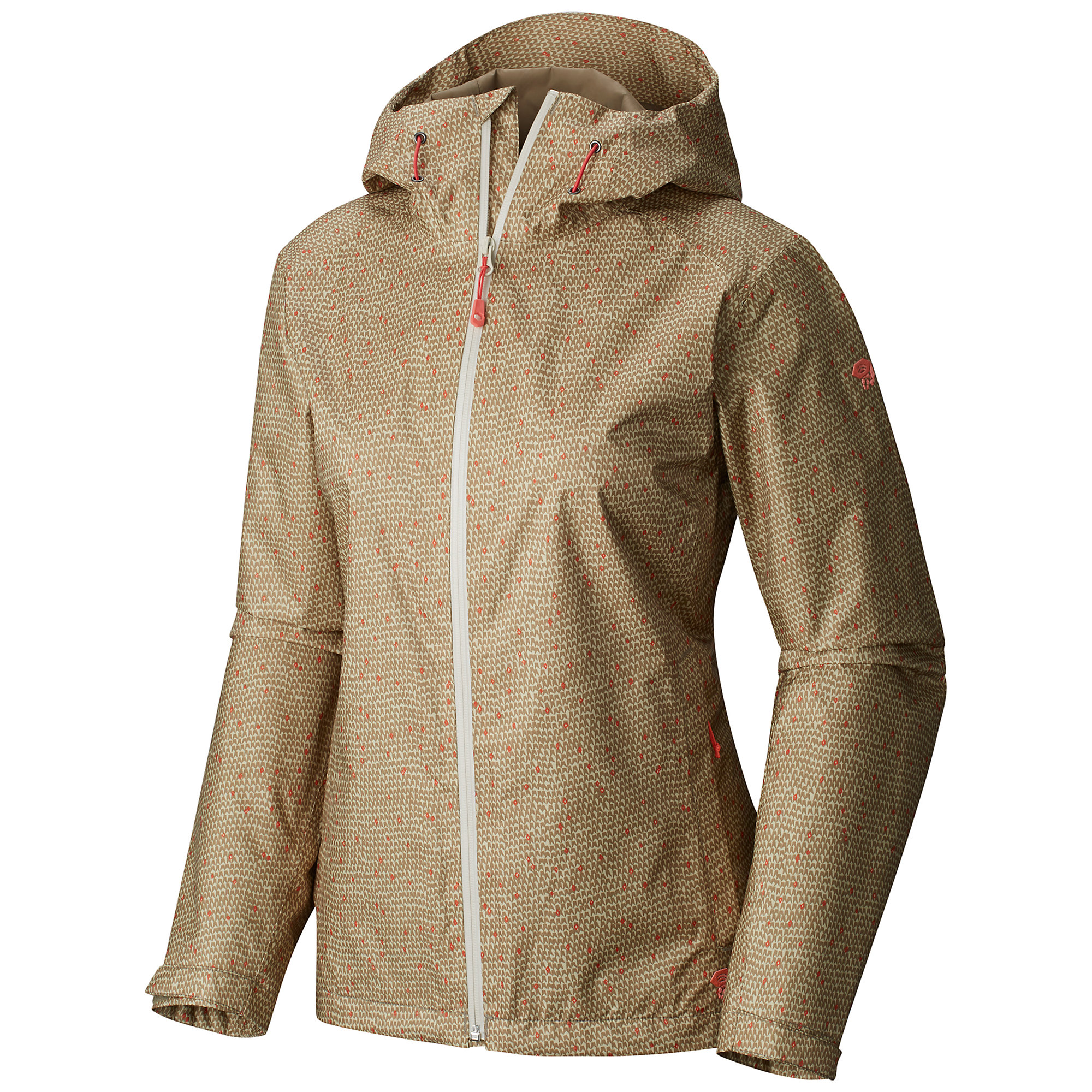 Mountain Hardwear Finder Printed Jacket