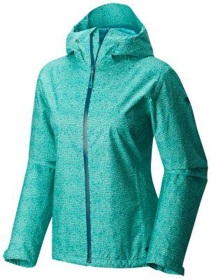 photo: Mountain Hardwear Finder Printed Jacket
