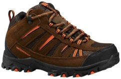 Scarpone da hiking impermeabile Youth Pisgah Peak™ Mid 32-39