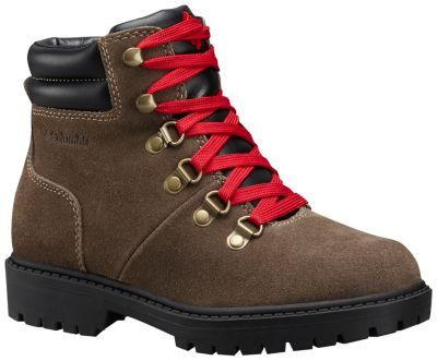 Columbia Teewinot Stomper Leather Boot