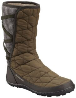 Women's Minx™ Mid Slip  Omni-Heat™ Tweed Boot