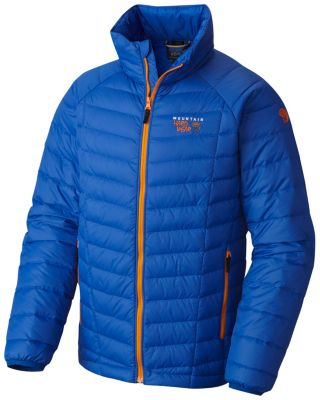 photo: Mountain Hardwear Boys' Micro Ratio Down Jacket